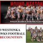 White Hawks Football Celebrates 2020 Season