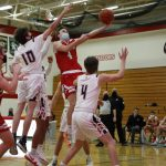 White Hawks Boys Basketball Begins Season 2-2