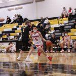 Boys Basketball vs. Hutchinson - 1.29.21 / Herder Photography