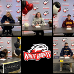 White Hawks Student-Athletes Sign College Letters of Intent