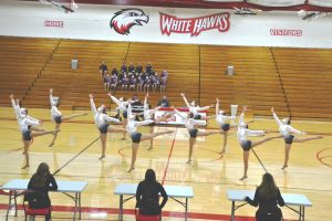 Section 3AA Dance Team Tournament – 2.27.21