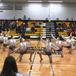 Hawkettes Dance Team Named Conference, Section Champions