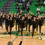 Hawkettes Break into Top 6 in Kick AND Jazz for First Time in Team History
