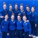 Gymnast Reagan Kelley Earns All-State Elite Award