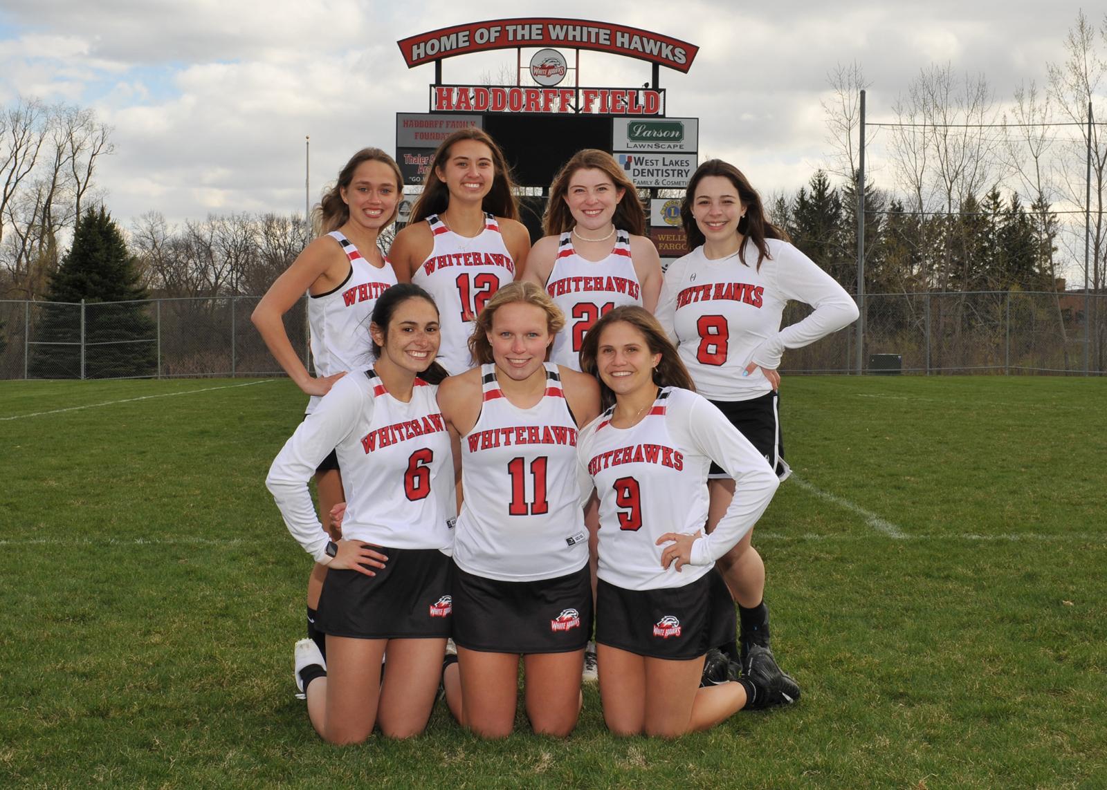 Westonka Girls Lacrosse Hosts Senior Night