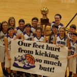 Lady Buffs Advance to Regional Tournament