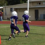 Jr. High Loses Close One to Albany