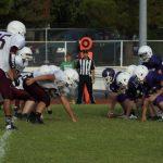 Junior High Football VS. Roby
