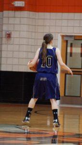 JV Girls Basketball!!!