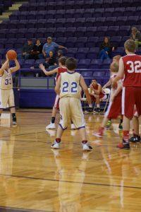 J High boys Basketball