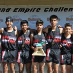 Cross Country Flowed With the Wind at IEC