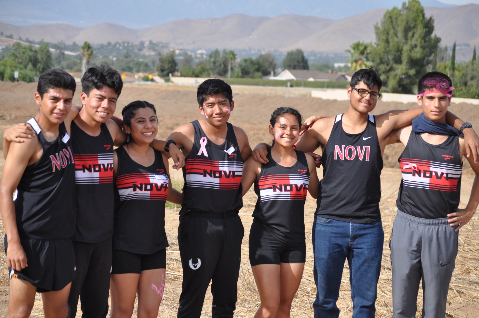 Cross Country Attacks the Hills in RVL 2