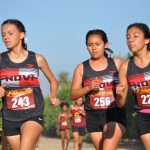 Cross Country Battles for League Titles
