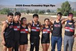 2020 Cross Country Sign ups