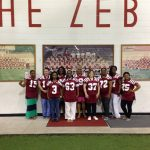2015 Football Mom's Clinic