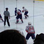 Cardinal Hockey Falls to CC