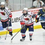 Hockey Season Ends with Tough Loss