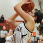 Lady Cards Advance to District Final