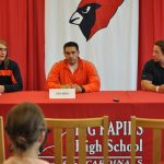 Mehl and Byrne Ink Letters with Hope College