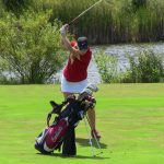 Cardinal Girls Golf Takes First