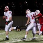 Football Beats Holton to Secure Playoff Spot