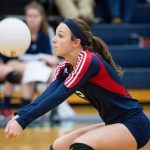 Cardinal Volleyball Beats Lakeview in 3 Straight