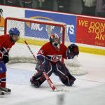 Cardinal Hockey Falls to Portage Central