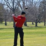 Golf Finishes Seventh at Cadillac Invite