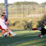 Cardinal Soccer Wins Big on Senior Night
