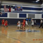 Boys JV Basketball vs Frontier 2-6-15