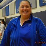 Varsity Girls Basketball vs Santa Rosa 1-30-15