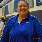 Varsity Girls Basketball vs Santa Rosa 1-30-15