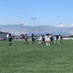 Girls Junior Varsity Soccer beats Hunter 7 – 0