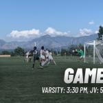 Girls Soccer:  GAMEDAY