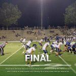 Varsity Football beats Taylorsville 33 – 7