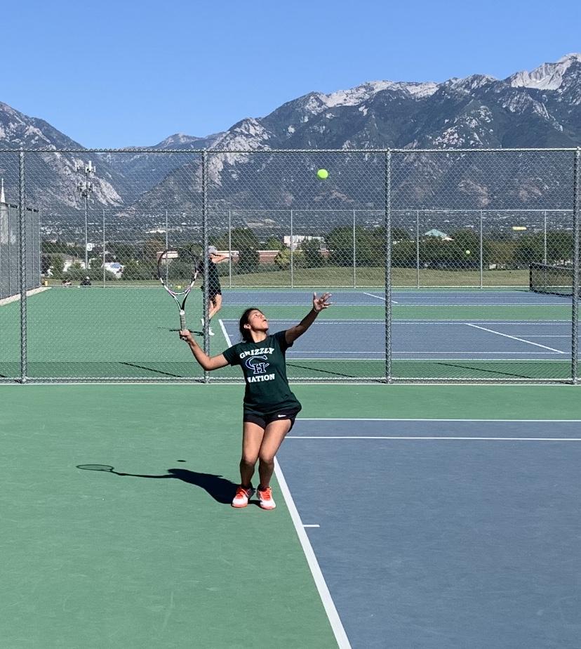 Women's Tennis:  GAMEDAY!