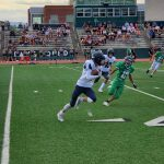 Sophomore Football dominates Hillcrest 48 – 0