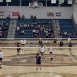 Varsity Volleyball Sweeps the Springville Red Devils 3 – 0