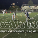 Football:  Grizzlies defense holds the Huskies scoreless
