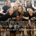 Grizzly Volleyball Sweeps Sky View 3 – 0