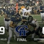 Grizzly Football Dominates The Colts 49-0