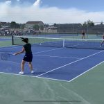 Women's Tennis Beat Herriman On The Road