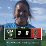 Women's Varsity Soccer beats West 3 – 0