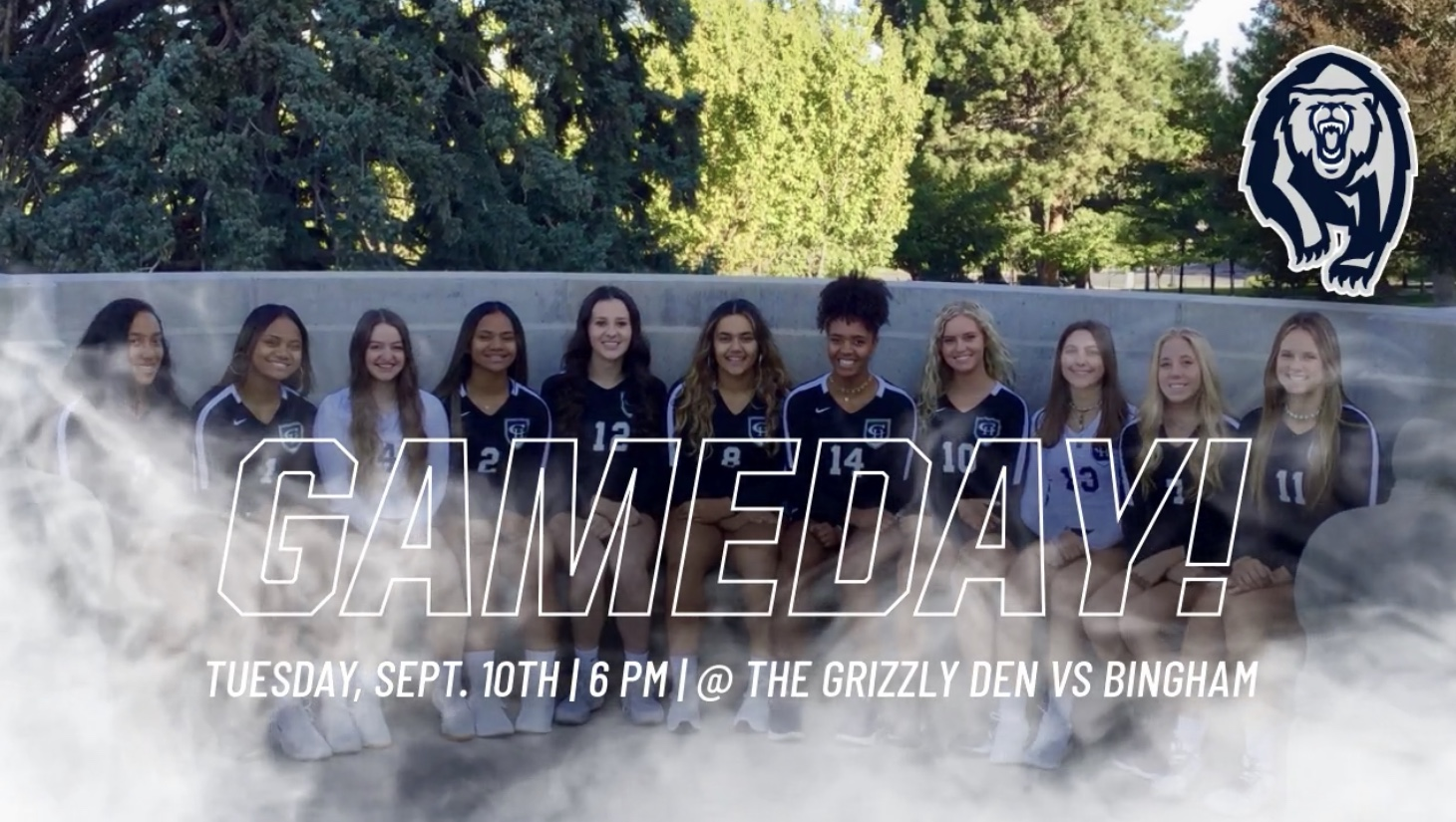 Volleyball:  Grizzlies vs Miners