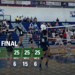 Varsity Volleyball beats Herriman 3 – 0