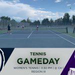 Girls Varsity Tennis beats Riverton 4 – 1