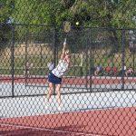 Women's Varsity Tennis falls to Davis 4 – 1