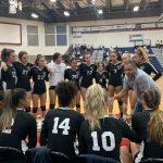 Varsity Volleyball dominates the Jordan Beetdiggers 3 – 0