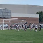 Women's Varsity Soccer ties Jordan 1 – 1