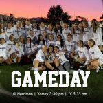 Women's Varsity Soccer beats Herriman 1 – 0